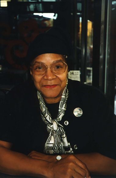 APRAF Berlin: Dr  Joyce Mitchell Cook